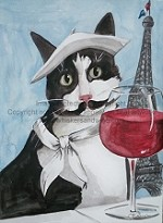Chat Pierre - Bastille Day